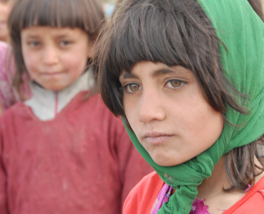 PS_Afghan girl first to school_shutterstock_56951500 copy
