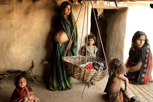 PW_Indian pregnant woman- Maternal Health
